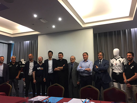 Conferenza stampa Rugby